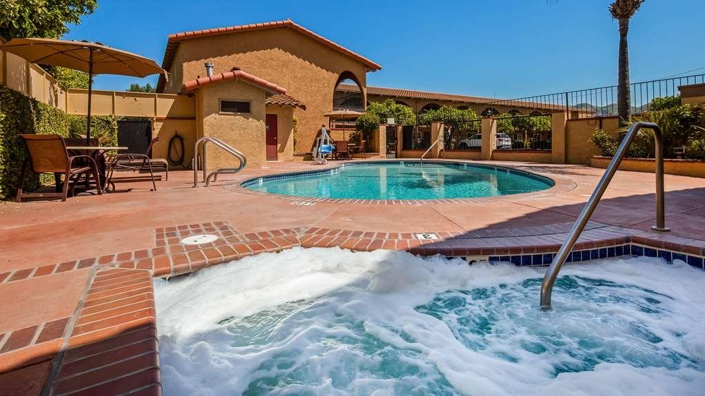 Best Western La Posada Motel - Hot Tub