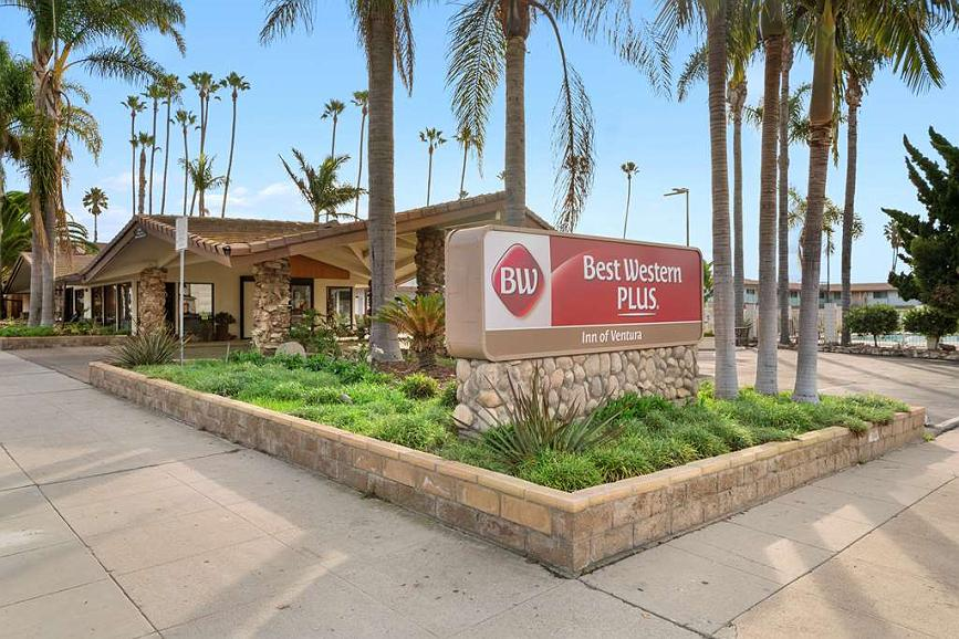 Best Western Plus Inn of Ventura - Area esterna
