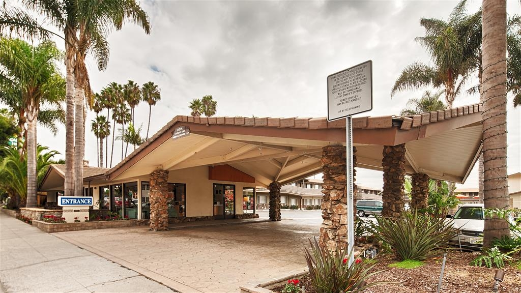 Best Western Plus Inn of Ventura - Vista Exterior