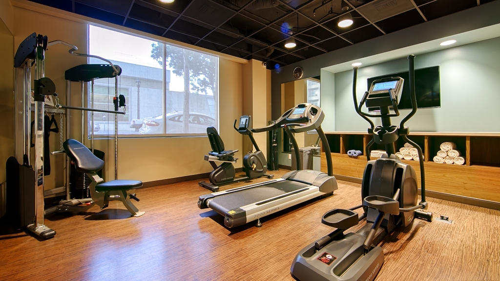 Best Western Plus Bayside Inn - Fitness Center