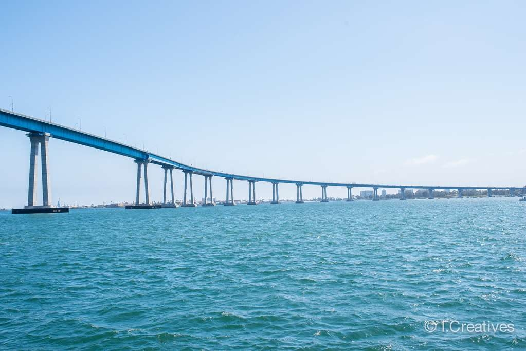 Best Western Plus Bayside Inn - Take the bridge over the bay to nearby historic Coronado Island with a white sandy beach.