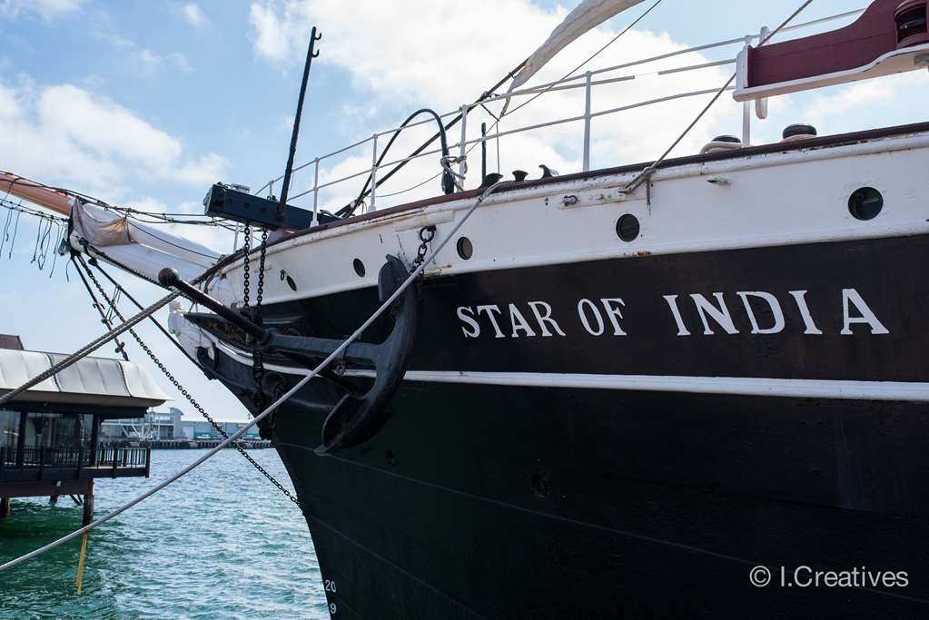 Best Western Plus Bayside Inn - Just down the street from us you can explore many waterfront museums including the beautiful and historic Star of India Ship which can be seen from our Bay View guestrooms.