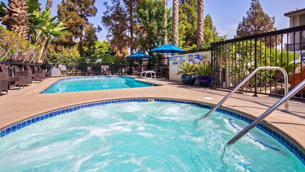 Best Western Courtesy Inn - Vista de la piscina
