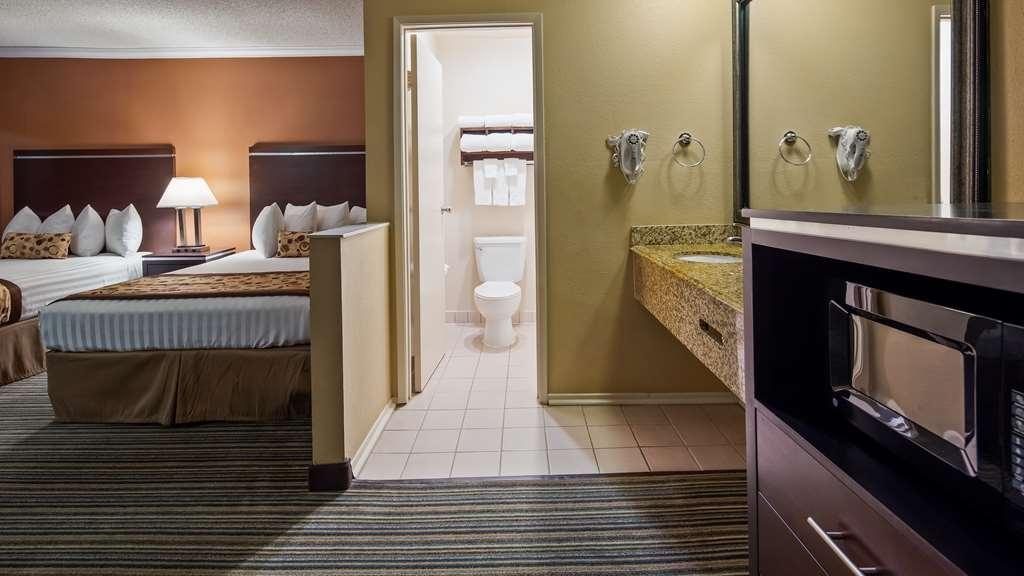 Best Western Courtesy Inn - Habitaciones/Alojamientos