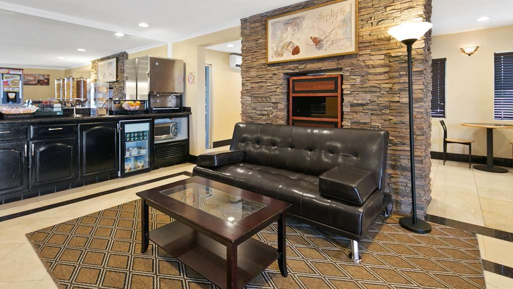 Best Western Westminster Inn - Friendly staff and coffee is available 24 hours for our guests.