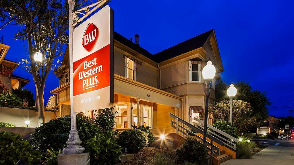 Best Western Plus Victorian Inn - Aussenansicht