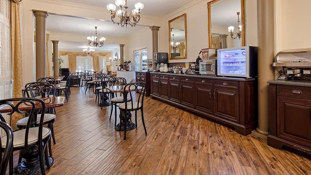 Hotel in Monterey | Best Western Plus Victorian Inn on