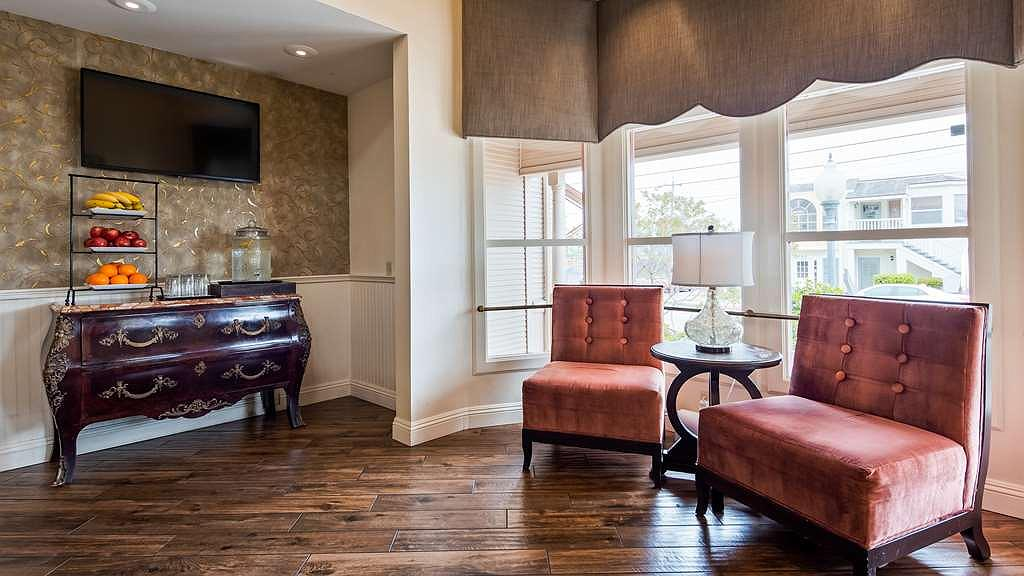 Hotel in Monterey | Best Western Plus Victorian Inn