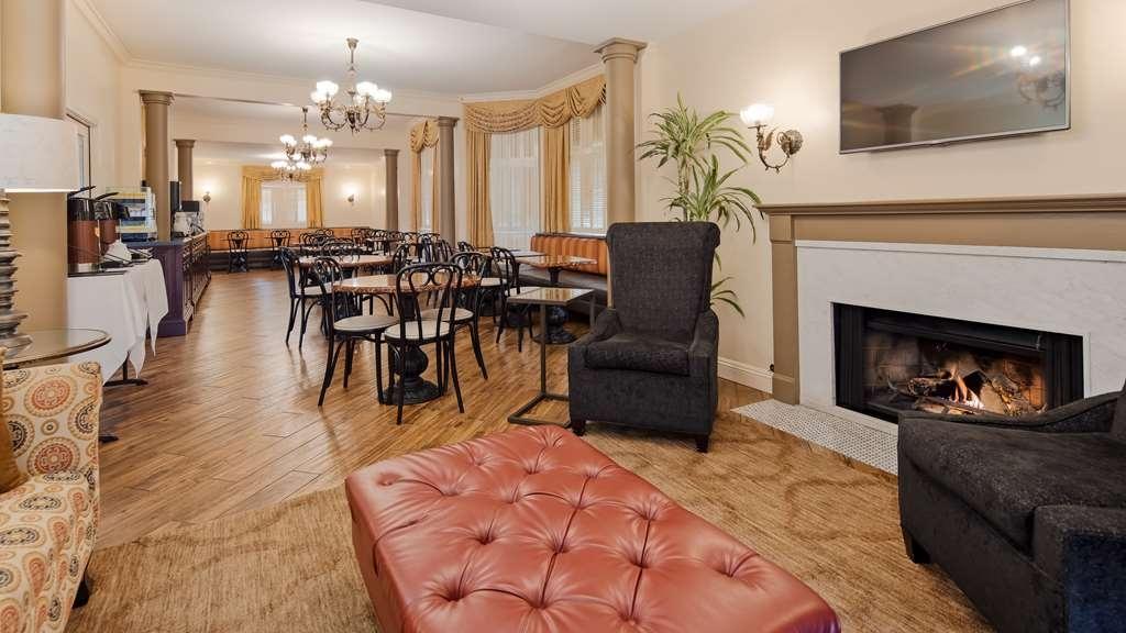 Best Western Plus Victorian Inn - Ristorante / Strutture gastronomiche
