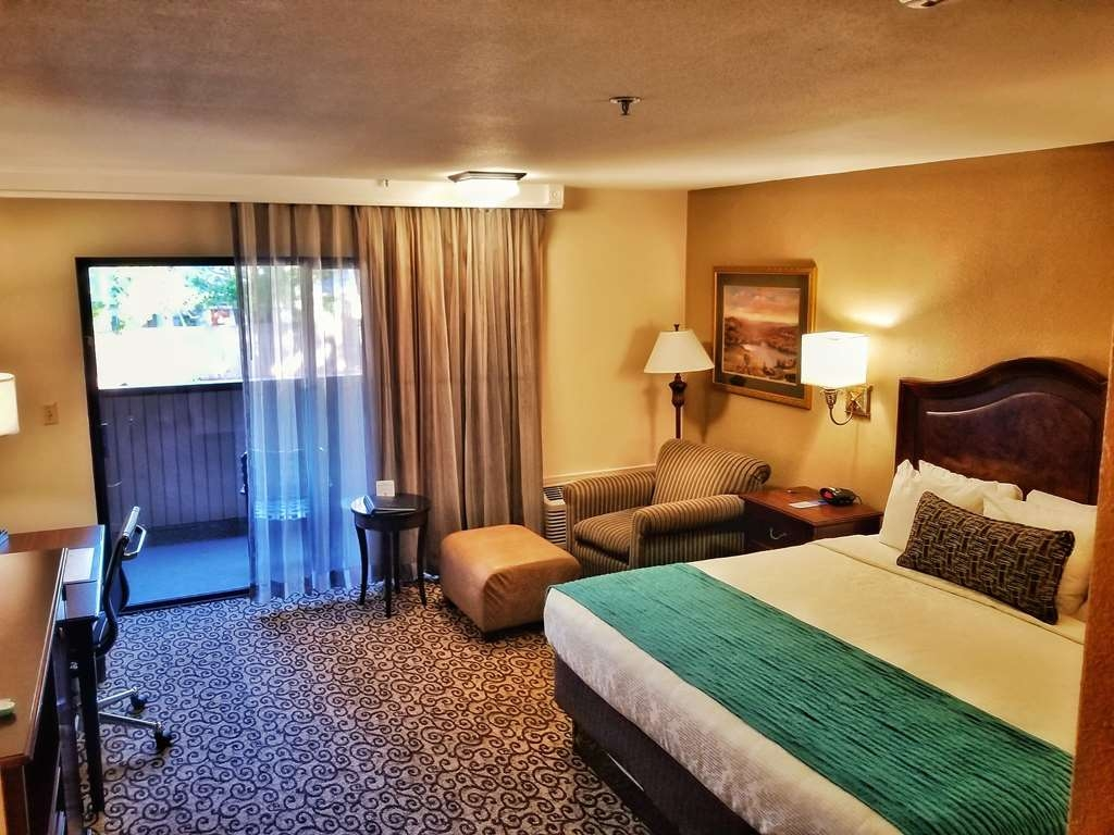 Best Western Plus Inn at the Vines - Make yourself at home in our king guest room.