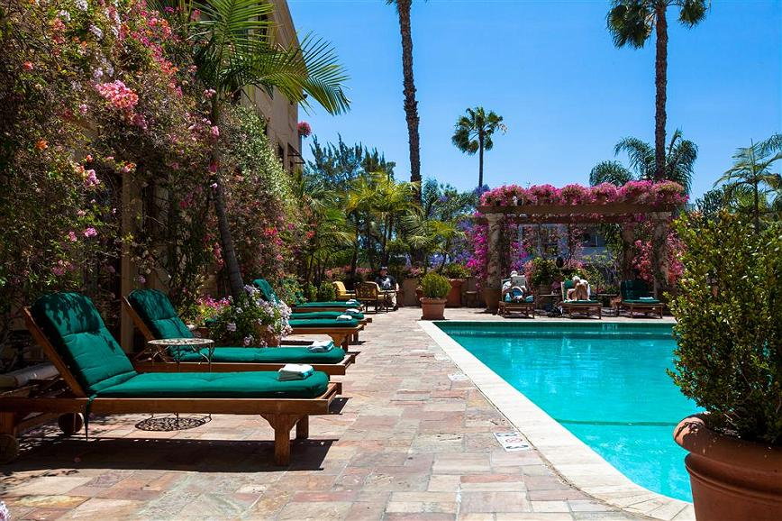 Hotel in Los Angeles | Best Western Plus Sunset Plaza Hotel