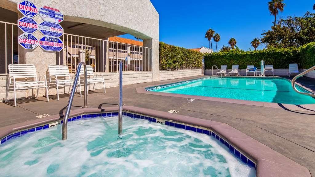 Best Western Camarillo Inn - Vue de la piscine