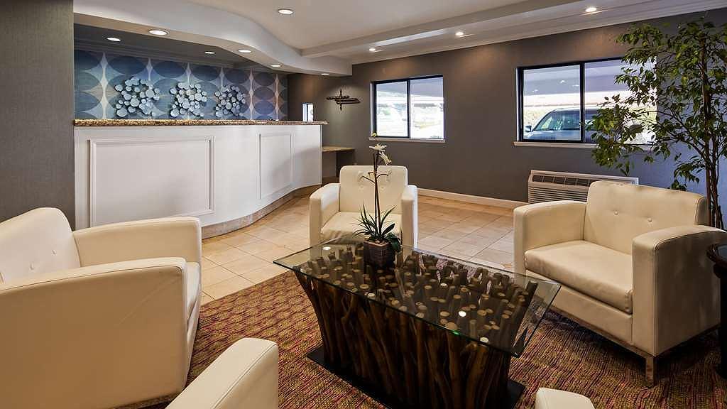 Best Western Inn - Vue du lobby
