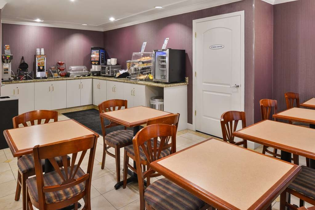 Best Western Inn - Our complimentary breakfast includes self serve waffles, eggs, cereal, yogurt, fruit and more.