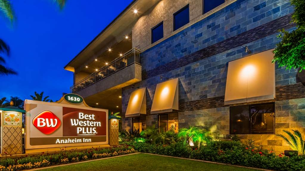 Best Western Plus Anaheim Inn - Vista Exterior