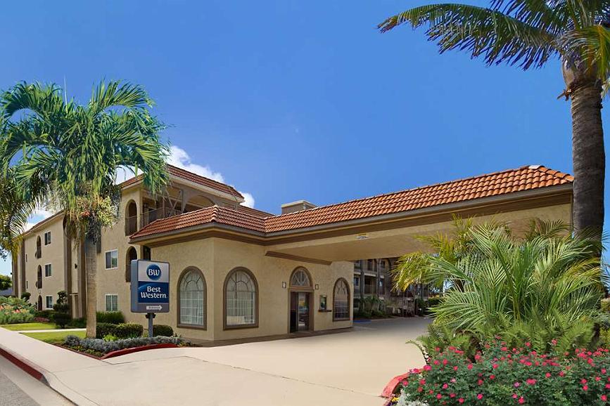 Best Western San Diego/Miramar Hotel - Aussenansicht