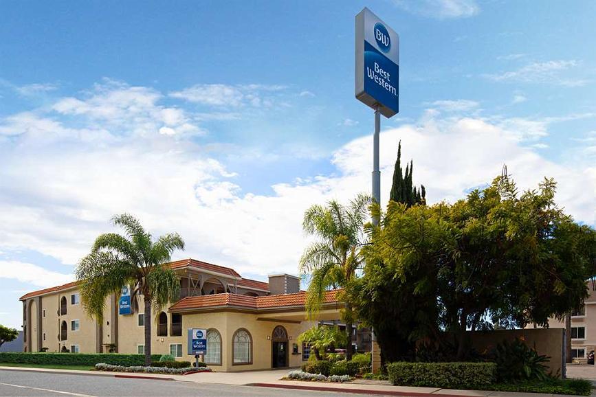 Best Western San Diego/Miramar Hotel - Area esterna