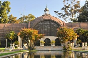 Best Western San Diego/Miramar Hotel - Balboa Park is home to over 15 museums.