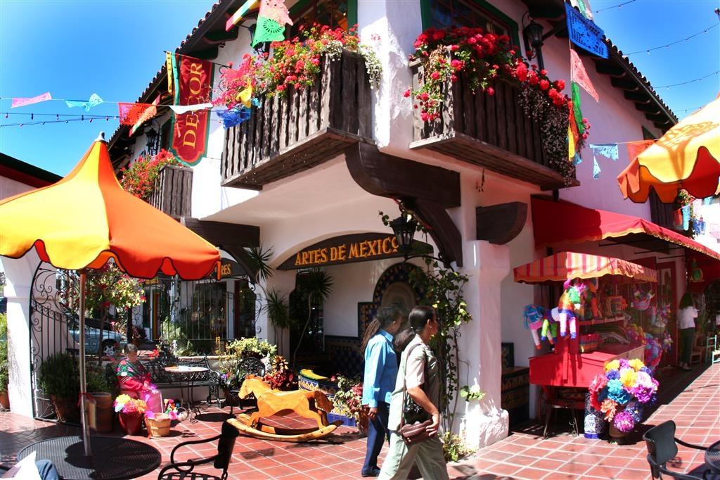 Best Western San Diego/Miramar Hotel - lokale attraktion