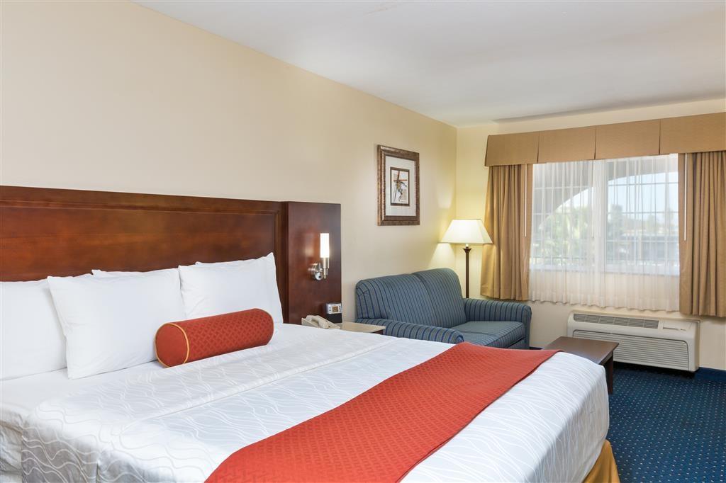 Best Western San Diego/Miramar Hotel - Habitaciones/Alojamientos