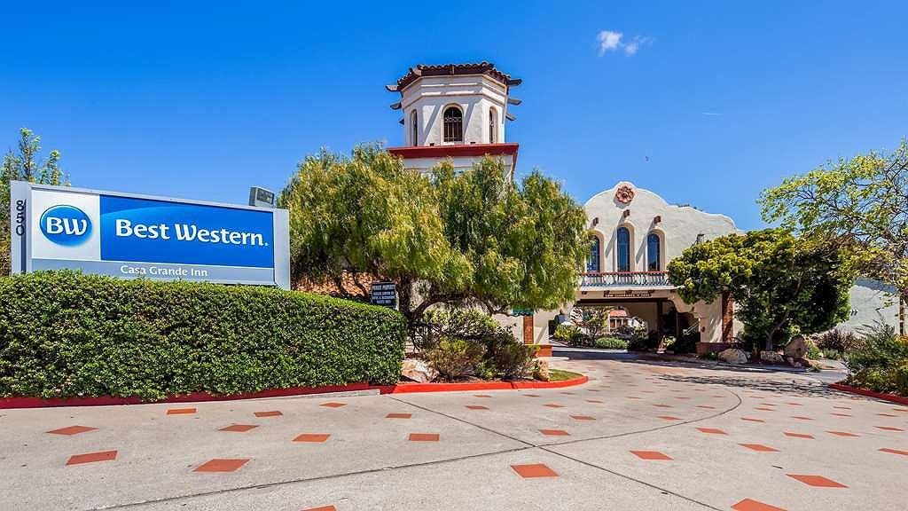 Best Western Casa Grande Inn - Vista exterior