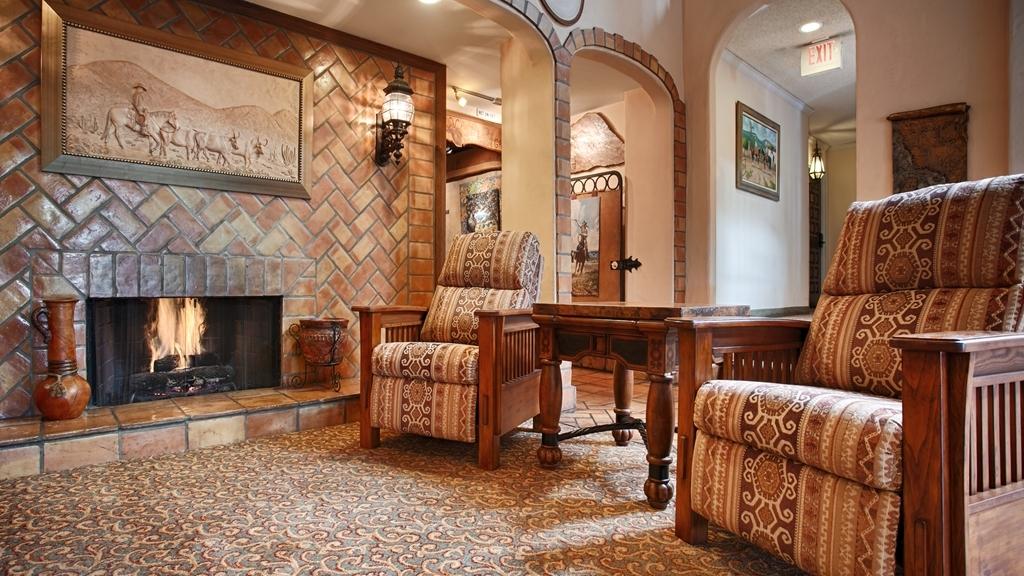 Best Western Casa Grande Inn - Lobbyansicht