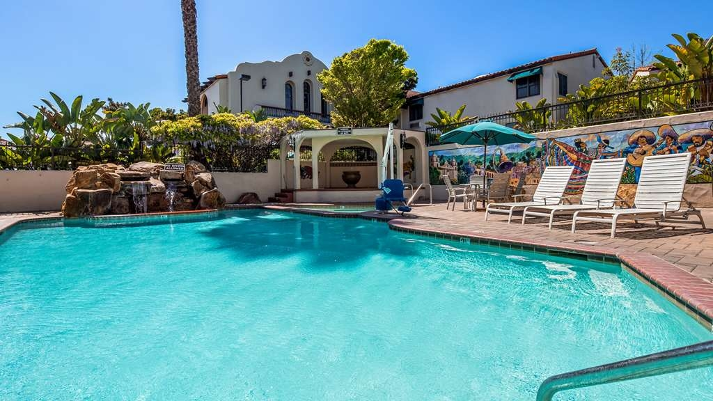 Best Western Casa Grande Inn - Vue de la piscine