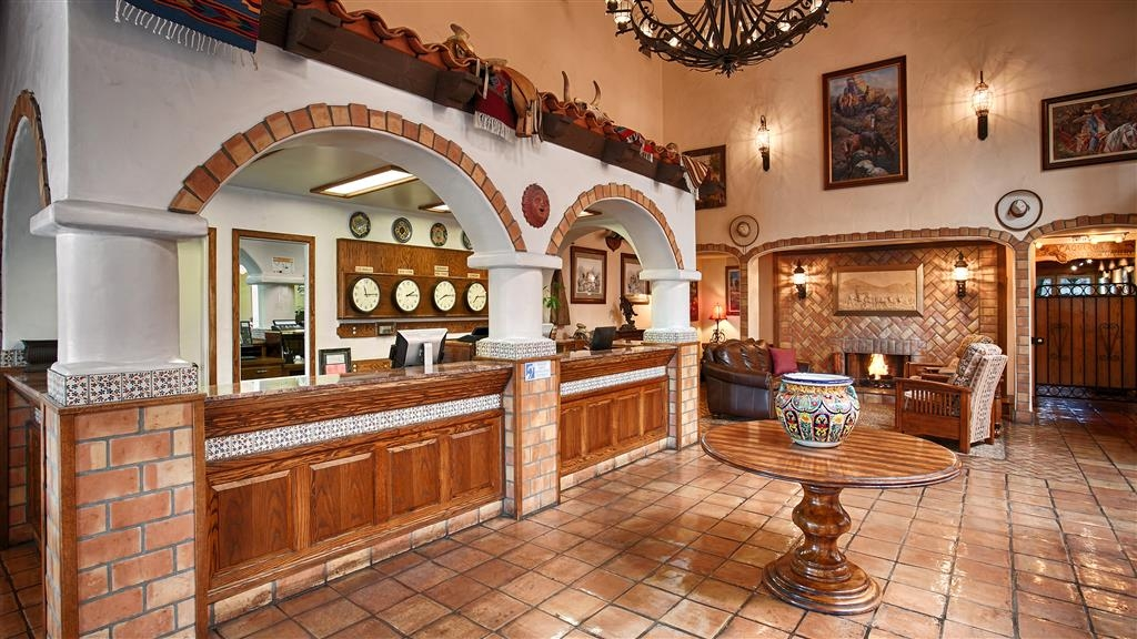 Best Western Casa Grande Inn - Checking in at our hotels is just the beginning of a world-class experience.