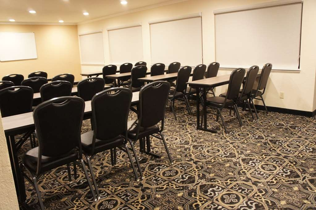 Best Western Plus Inn of Hayward - Sala de reuniones