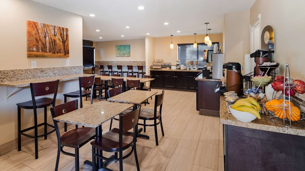Best Western Plus Inn of Hayward - Restaurante/Comedor
