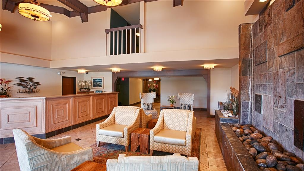Best Western Plus Monterey Inn - Checking in at our hotel is just the beginning of a world-class experience.