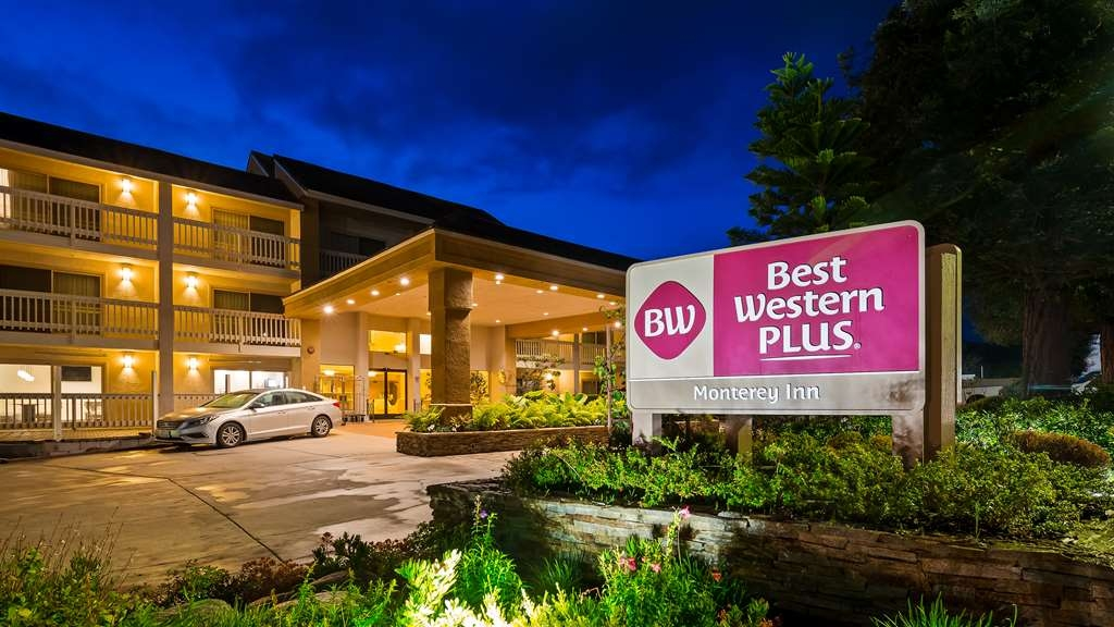 Best Western Plus Monterey Inn - Vista Exterior