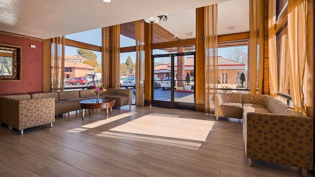 Best Western Amador Inn - Vue du lobby