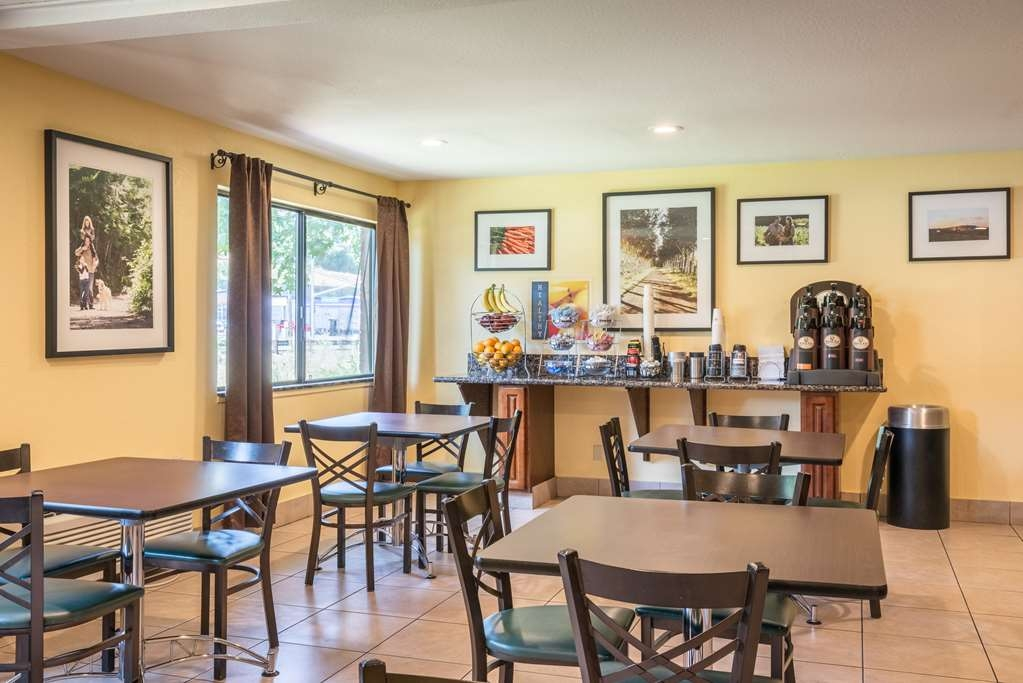 Best Western Amador Inn - Restaurant / Gastronomie