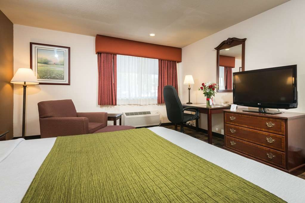 Best Western Amador Inn - Are you seeking pure, complete and total relaxation? Then make a reservation in our King Guest Room.