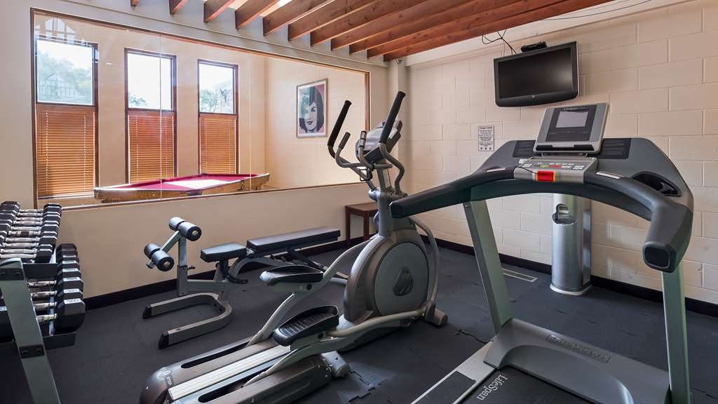 SureStay Plus Hotel by Best Western Omaha South - Our fitness center is the perfect place to say caught up with your exercise routine.