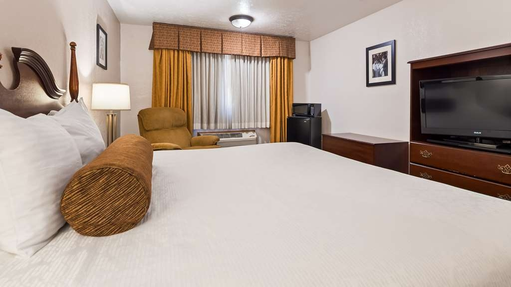 SureStay Plus Hotel by Best Western Omaha South - Chambres / Logements