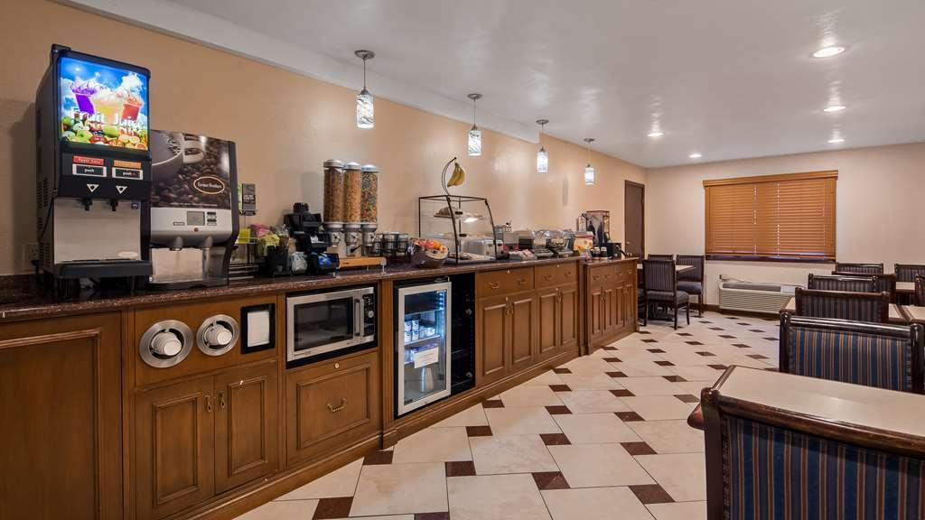SureStay Plus Hotel by Best Western Omaha South - Restaurant / Gastronomie