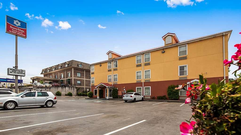 SureStay Plus Hotel by Best Western Chattanooga - Aussenansicht