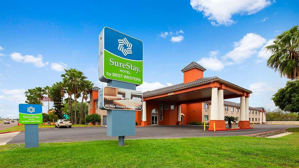 SureStay Hotel by Best Western Brownsville - Vista Exterior