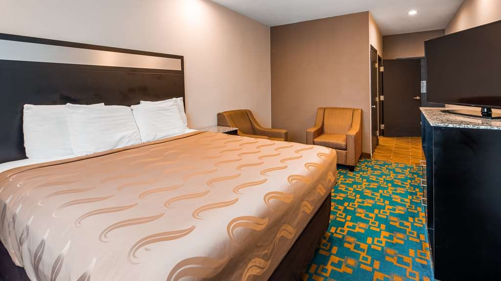 SureStay Hotel by Best Western Brownsville - Chambres / Logements