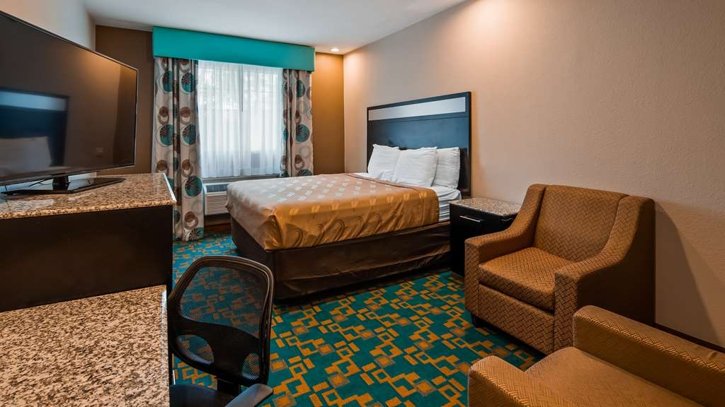 SureStay Hotel by Best Western Brownsville - Camere / sistemazione