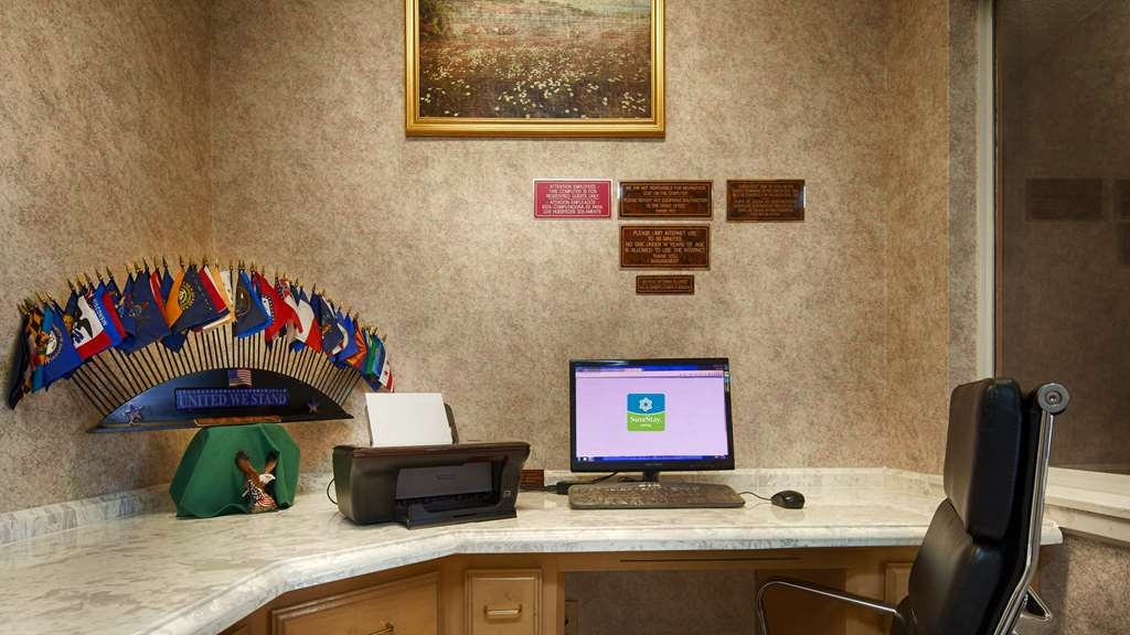 SureStay Hotel by Best Western Mission - Keep connected with your loved ones in our business center.