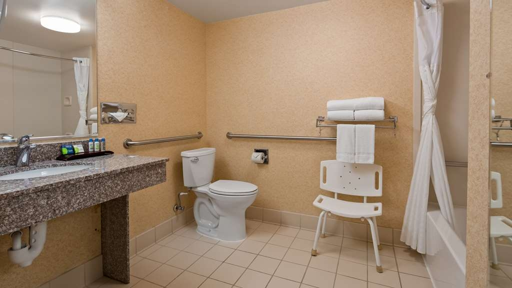 SureStay Plus Hotel by Best Western Chicago Lombard - Camere / sistemazione