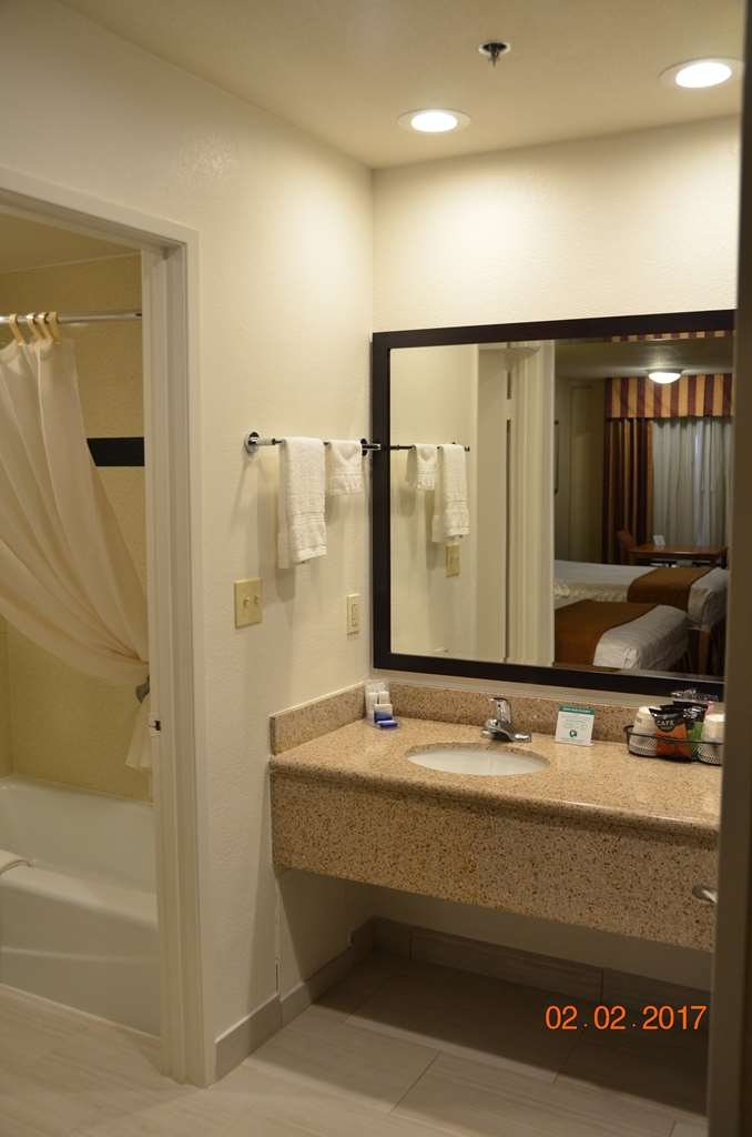 Best Western Norwalk Inn - Salle de bain