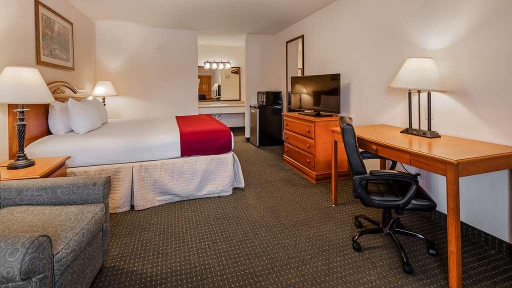 SureStay Hotel by Best Western Leesville - Chambres / Logements