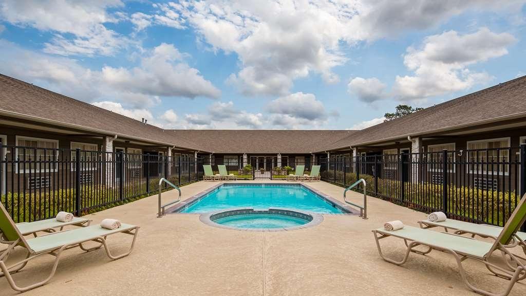 SureStay Hotel by Best Western Leesville - Vue de la piscine