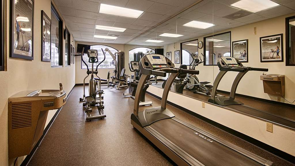 SureStay Plus Hotel by Best Western Houston Medical Center - Fitnessstudio