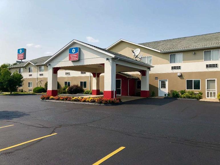 SureStay Plus Hotel by Best Western Bettendorf - Vista exterior