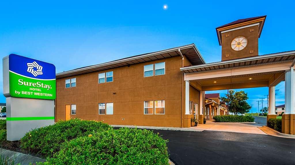 SureStay Hotel by Best Western Ottawa - Aussenansicht